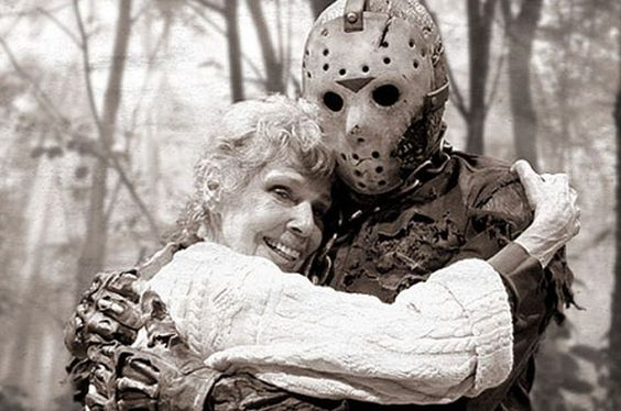 "Pamela Voorhees ""Betsy Palmer"" And Jason Voorhees ""Kane Hodder"" The ""Friday The 13th"" Series (1980-Present)"