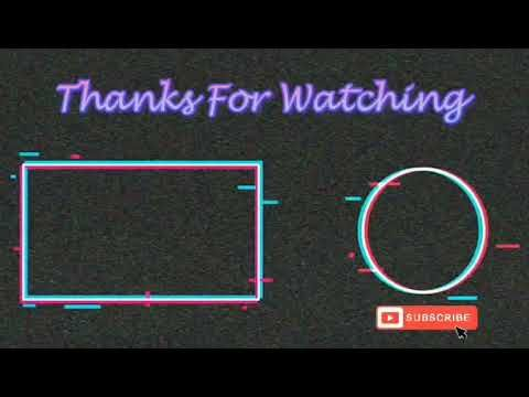 Free Illusion Outro Template No Text Youtube Youtube Banner Template Youtube Banner Backgrounds First Youtube Video Ideas