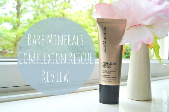Bare Minerals Complexion Review www.barelytherebeauty.com