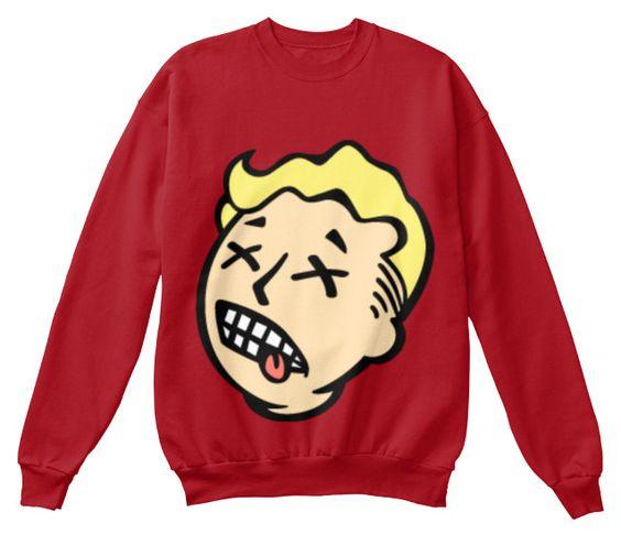 Unisex Fallout4 Sweater