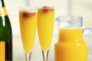Apricot Brandy Shines in the Classic Valencia Cocktail: If you want, add Champagne to the Mimosa-like cocktail called the Valencia. Otherwise, you'll love the combination of apricot brandy and orange juice, it's perfect for brunch.