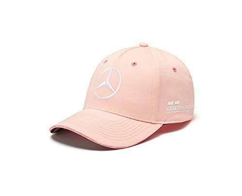 Mercedes AMG Petronas Lewis Hamilton Monaco 2018 édition spéciale casquette rose