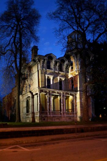 Abandoned Memphis Abandoned Memphis James Lee House Awaits New Lease On Life In Victorian