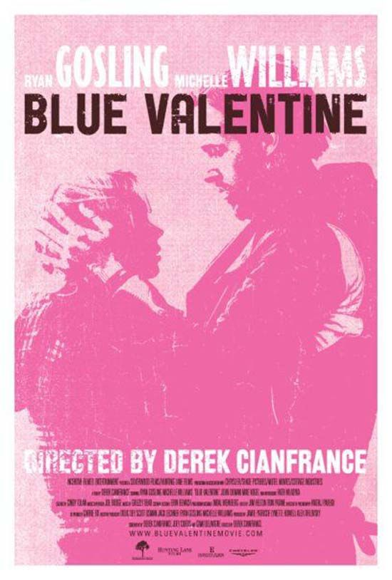 Blue Valentine: this movie is absolutely brilliant...and also so sad