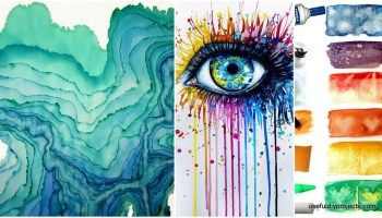 Can You Use A Canvas For Watercolor Painting Watercolor