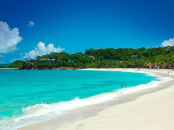 Resorts romantic and antigua on pinterest for Best caribbean romantic vacations