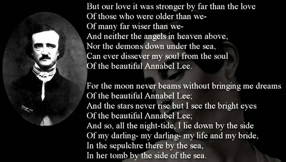 POEM ~ Annabel Lee  by Edgar Allan Poe
