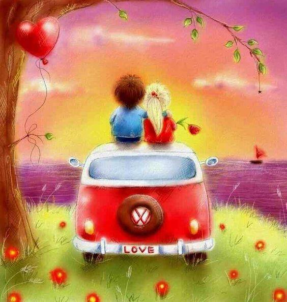 El amor el amor:)