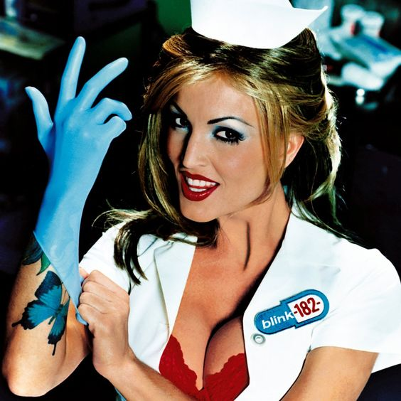 Blink-182 – All the Small Things (single cover art)