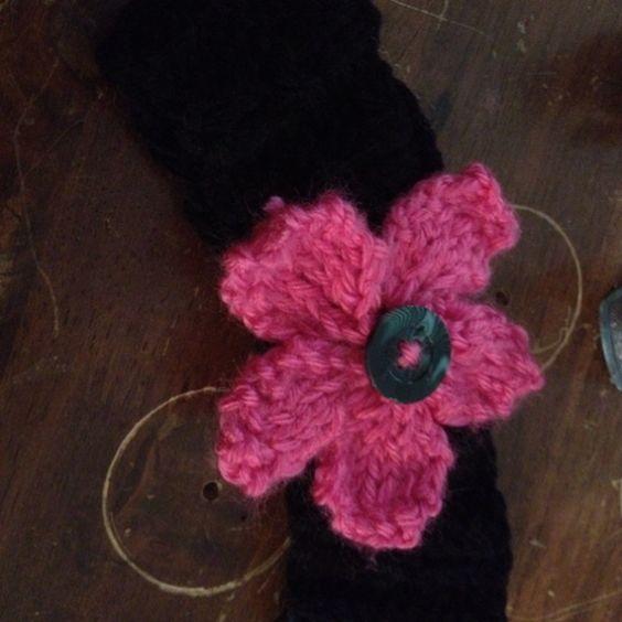 Knitted Headband!