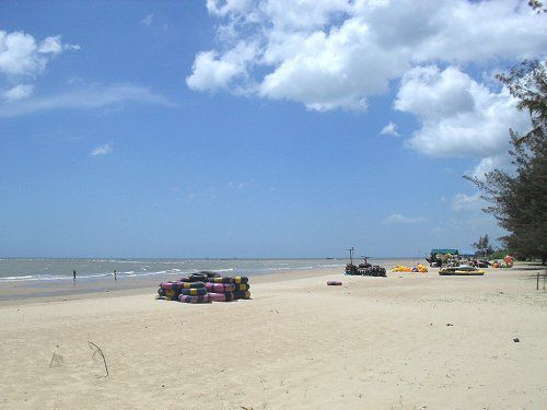 Tempat Wisata Di Balikpapan Pantai Manggar Segara Sari
