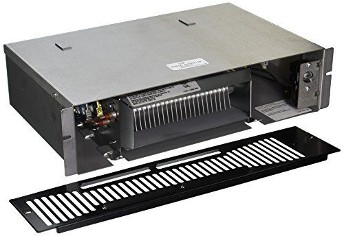 Quiet Toe Kick Heater Qmark Qts1500t Instant Heat 120 Volt 1 500 Watt Under Cabinet Fan Forced Kickspace Heater With Utility Room Designs Heater Under Cabinet