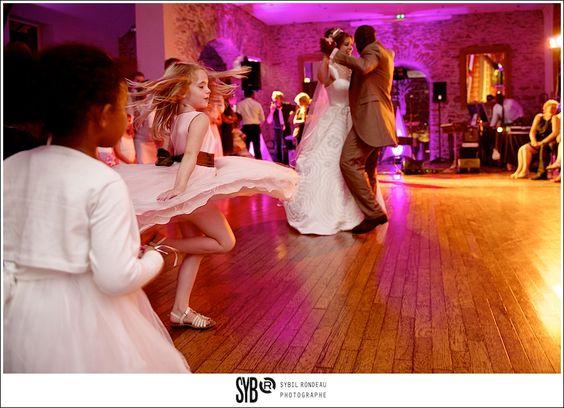 1e danse à la Jahotière par Sybil Rondeau - www.sybilrondeau.com #jahotière #mariage