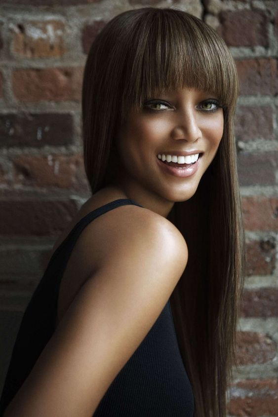 Tyra Banks is one of the most kindest people seen on TV. When watching her show, she really looks like she truly wants to help that girl or really cares about the girl. In America's Next Top Model, she truly wants to help the girls get far in life with the modeling. Tyra cares about everyone she meets and is also a very inspirational woman.