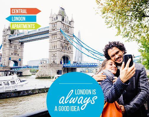 London is always a good idea! www.central-london-apartments.com/