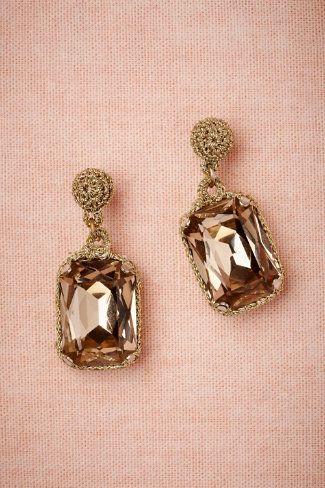 Baltic Amber Earrings from BHLDN