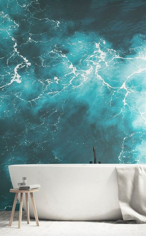 30 Inspirations Of Ocean Themed Decoration Ocean Mural Ocean