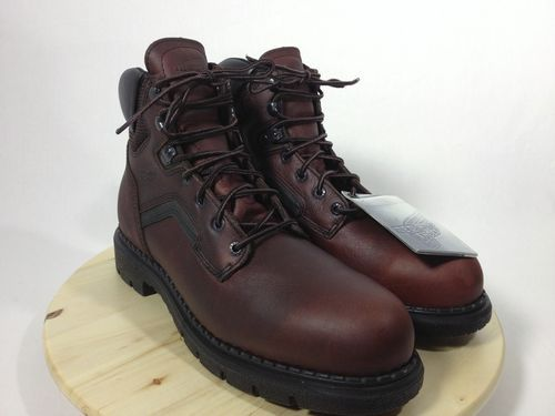 "NEW Red Wing 2226 Men's 6"" Steel Toe Boot - Made in USA - Size 11 ..."