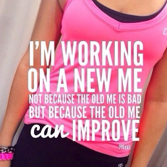 A little Fitspiration for YOUR Fitness - p.s. - Don't forget to check out http://ift.tt/1aRarfj:
