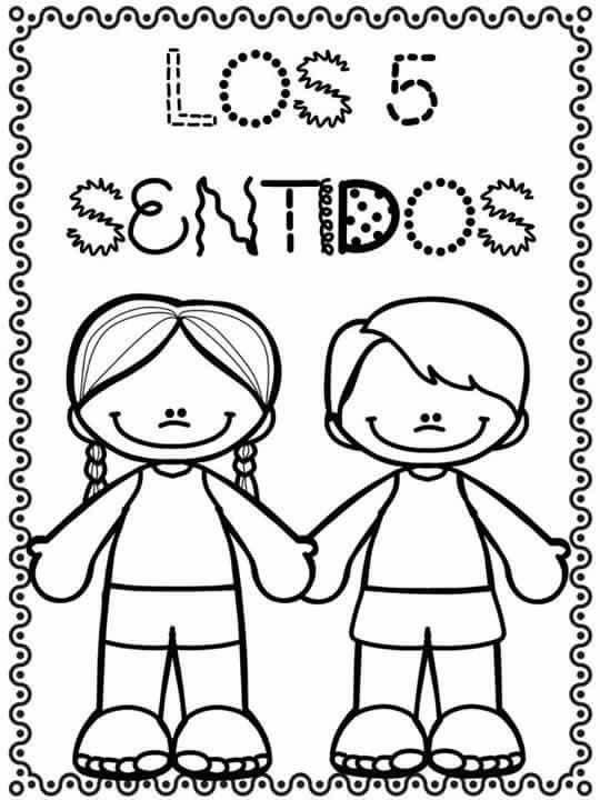 Pin De Lyann Lugo En Educación Los 5 Sentidos Los Sentidos Para Niños Actividades 5 Sentidos Actividades Del Cuerpo Humano