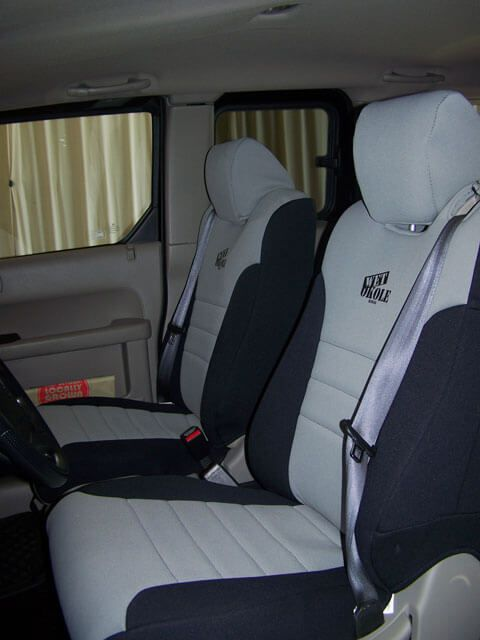 Honda Element Standard Color Seat Covers In 2021 Honda Element Neoprene Seat Covers Seat Covers