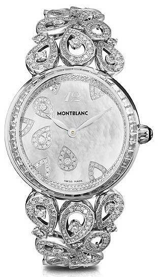 Montblanc Collection Princesse Grace de Monaco Petales de Roses