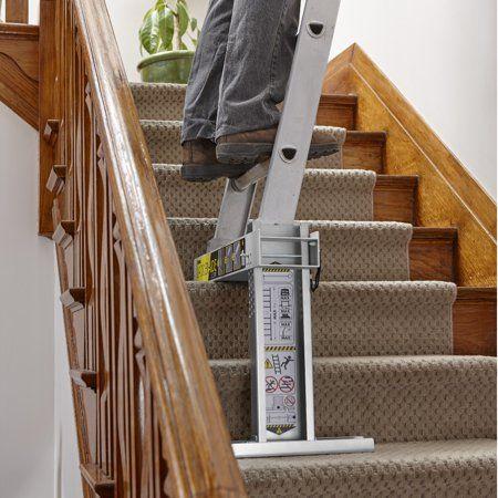 Ladder Aide Walmart Com Construction Tools Home Repairs Wood Diy