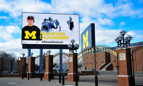 """Realistic Expectations for Michigan's Coaching Staff -Today's U Jim Harbaugh is the head of the Michigan Wolverines' """"Voltron""""-esque coaching staff. He oversees everything while making executive decisions and projecting the overall image of the football program....."""