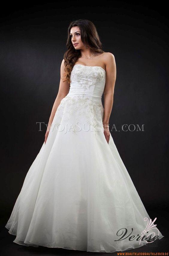 Schnürung  Günstige Brautkleider