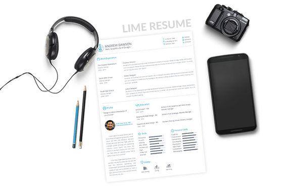 Lime Resume