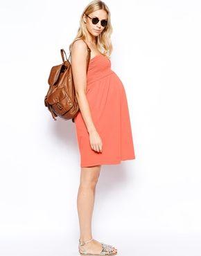 Enlarge ASOS Maternity Bandeau Dress