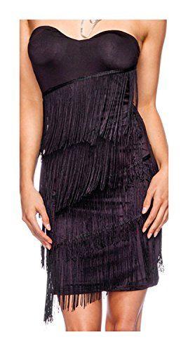 Charleston-Kleid von luxury & good Dessous L