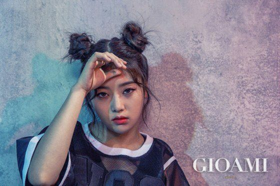 Kisum brings out her inner fashionista in 'Gioami' pictorial | allkpop.com