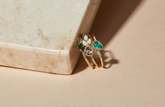 Stone & Strand - Engagement Rings from Jennie Kwon