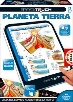 Educa Touch Planeta Tierra @dejuguetes