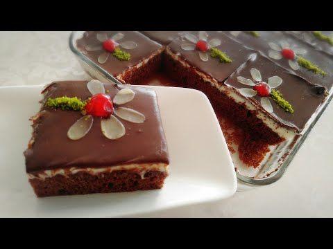تزيين الكيك بعجينة السكر طريقة بصيطة ومناسبة للمبتدئين مطبخ العائلة العراقية ام فراس Youtube Pasta Cake Desserts Food