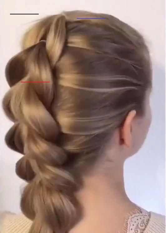 1930shairstyles In 2020 Medium Hair Styles Hair Braid Videos Easy Hairstyles For Long Hair
