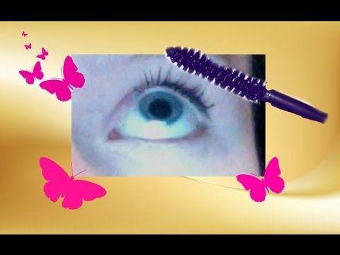 Homemade MASCARA!! (and gel eyeliner!) Glycerin, Aloe Gel & Mica