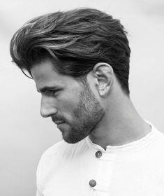 31+ Medium straight hair men trends