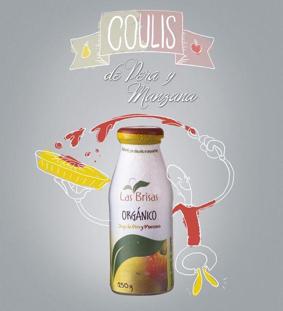 Las Brisas - Coulis de Pera y Manzana