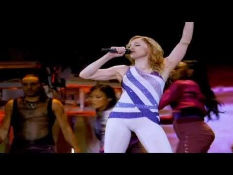 Madonna La Isla Bonita Live Confessions Tour London Dvd Rip Hd Youtube Pop Internacional Musica Rock Classico