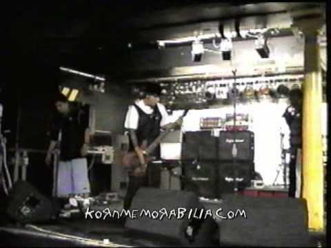 KoRn Band Rehearsal #5 1996 Rare Footage