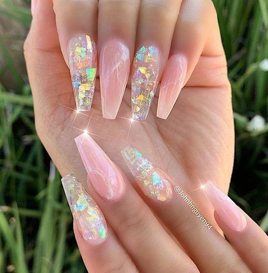 We Found 15 Jelly Nails Ideas You Ll Definitely Cute Acrylic Nail Designs Best Acrylic Nails Pretty Acrylic Nails