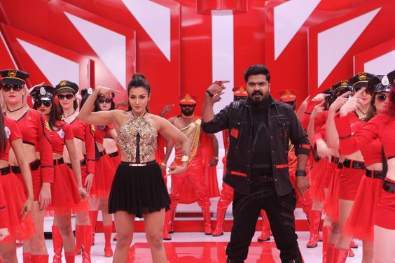 Vantha Rajavathaan Varuven Movie Stills – STR,Megha Akash, Catherine