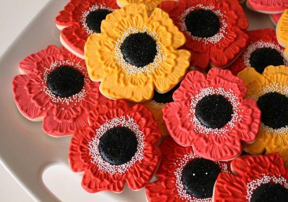 Simple Poppy Cookies
