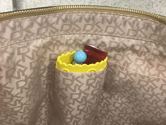 The Perfect Purse Protector will keep your handbag looking like new.