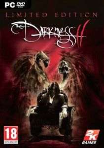 The Darkness II Limited Edition Game Review: This game takes players down a brutal and personal path as a protagonist Jackie Estacado, a wielder of The Darkness, an ancient and a ruthless force of chaos & destruction.