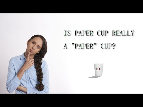Do Watch If You Have The Practice Of Drinking Coffee In A Paper Cup Youtube Paper Cup Coffee Drinks Drinking