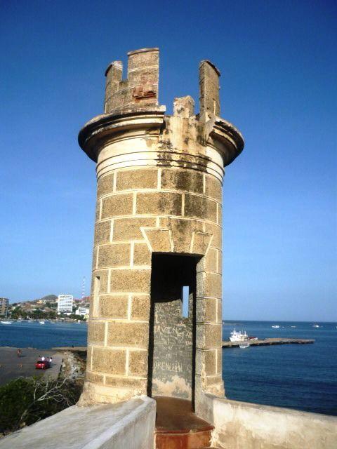 Fuerte San Carlos de Borromeo