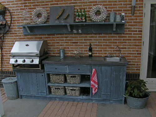 Interieur inrichting idee n inspiratie interieur for Interieur barbecue